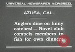 Image of fishing Azusa California USA, 1930, second 3 stock footage video 65675032151
