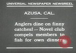 Image of fishing Azusa California USA, 1930, second 5 stock footage video 65675032151
