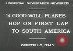 Image of Savoia-Marchetti S 55 Orbetello Italy, 1930, second 2 stock footage video 65675032152