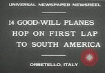 Image of Savoia-Marchetti S 55 Orbetello Italy, 1930, second 4 stock footage video 65675032152