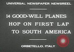 Image of Savoia-Marchetti S 55 Orbetello Italy, 1930, second 5 stock footage video 65675032152
