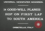 Image of Savoia-Marchetti S 55 Orbetello Italy, 1930, second 6 stock footage video 65675032152