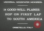 Image of Savoia-Marchetti S 55 Orbetello Italy, 1930, second 8 stock footage video 65675032152