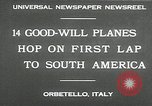Image of Savoia-Marchetti S 55 Orbetello Italy, 1930, second 9 stock footage video 65675032152