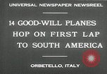Image of Savoia-Marchetti S 55 Orbetello Italy, 1930, second 10 stock footage video 65675032152
