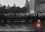 Image of marathon swim New York United States USA, 1930, second 2 stock footage video 65675032155
