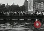 Image of marathon swim New York United States USA, 1930, second 3 stock footage video 65675032155