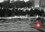 Image of marathon swim New York United States USA, 1930, second 11 stock footage video 65675032155