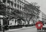 Image of Leinster Gardens facade houses London England United Kingdom, 1930, second 4 stock footage video 65675032160