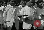 Image of saloon waiters Rome Italy, 1930, second 8 stock footage video 65675032163