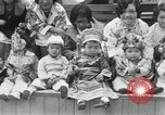 Image of oriental baby show Portland Oregon USA, 1930, second 2 stock footage video 65675032164