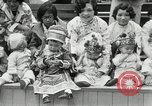 Image of oriental baby show Portland Oregon USA, 1930, second 4 stock footage video 65675032164