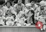 Image of oriental baby show Portland Oregon USA, 1930, second 9 stock footage video 65675032164