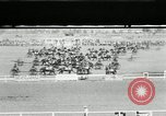 Image of frontier days meet Cheyenne Wyoming USA, 1930, second 5 stock footage video 65675032165