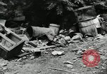 Image of Trashed house United States USA, 1940, second 1 stock footage video 65675032171