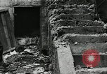 Image of Trashed house United States USA, 1940, second 10 stock footage video 65675032171