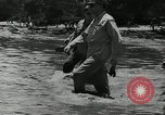 Image of General Douglas MacArthur Leyte Philippines, 1944, second 10 stock footage video 65675032173