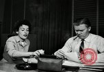 Image of sexual harassment in the workplace United States USA, 1950, second 10 stock footage video 65675032176