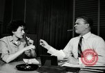 Image of sexual harassment in the workplace United States USA, 1950, second 12 stock footage video 65675032176