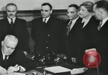 Image of Treaty Moscow Russia Soviet Union, 1948, second 2 stock footage video 65675032177