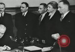 Image of Treaty Moscow Russia Soviet Union, 1948, second 3 stock footage video 65675032177