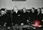Image of Treaty Moscow Russia Soviet Union, 1948, second 8 stock footage video 65675032177