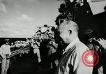 Image of dignitaries United States USA, 1954, second 5 stock footage video 65675032178