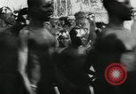 Image of ceremonial dance Africa, 1950, second 8 stock footage video 65675032183