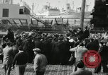Image of unemployed men during great depression Newark New Jersey USA, 1937, second 4 stock footage video 65675032186