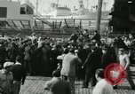 Image of unemployed men during great depression Newark New Jersey USA, 1937, second 6 stock footage video 65675032186