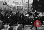 Image of unemployed men during great depression Newark New Jersey USA, 1937, second 10 stock footage video 65675032186