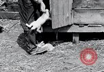 Image of people in rural area United States USA, 1935, second 6 stock footage video 65675032230