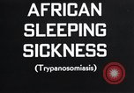 Image of sleeping sickness Congo, 1940, second 4 stock footage video 65675032242