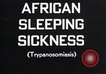 Image of sleeping sickness Congo, 1940, second 5 stock footage video 65675032242