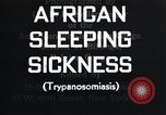 Image of sleeping sickness Congo, 1940, second 6 stock footage video 65675032242