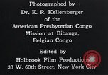 Image of sleeping sickness Congo, 1940, second 8 stock footage video 65675032242