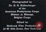 Image of sleeping sickness Congo, 1940, second 10 stock footage video 65675032242