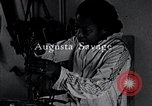 Image of Negro artists United States USA, 1937, second 9 stock footage video 65675032252