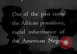 Image of African American art and books New York City USA, 1937, second 6 stock footage video 65675032258