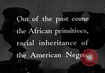 Image of African American art and books New York City USA, 1937, second 11 stock footage video 65675032258