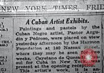 Image of Negro artists New Jersey United States USA, 1937, second 1 stock footage video 65675032266