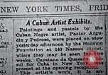 Image of Negro artists New Jersey United States USA, 1937, second 4 stock footage video 65675032266