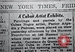 Image of Negro artists New Jersey United States USA, 1937, second 8 stock footage video 65675032266