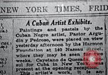 Image of Negro artists New Jersey United States USA, 1937, second 9 stock footage video 65675032266