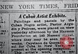Image of Negro artists New Jersey United States USA, 1937, second 11 stock footage video 65675032266