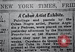 Image of Negro artists New Jersey United States USA, 1937, second 12 stock footage video 65675032266