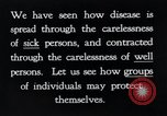 Image of prevention of diseases New York United States USA, 1924, second 3 stock footage video 65675032269