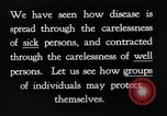 Image of prevention of diseases New York United States USA, 1924, second 9 stock footage video 65675032269