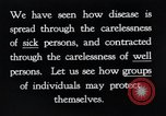 Image of prevention of diseases New York United States USA, 1924, second 11 stock footage video 65675032269