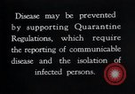 Image of prevention of diseases New York United States USA, 1924, second 4 stock footage video 65675032272